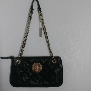DKNY Quilted Leather purse